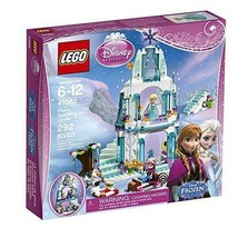 LEGO Disney Princess Elsa's Sparkling Ice Castle - 41062  - $252.32