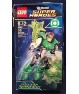 Lego 4528 DC Univ Super Heroes Green Lantern Sealed Retired Box Dents Cr... - $24.70