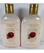 Lot of two Victorias Secret Garden Silkening Body Lotion Enchanted Apple... - $32.66