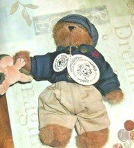 Retired Edmund & Frog Boyds Bears with tags  - $11.30