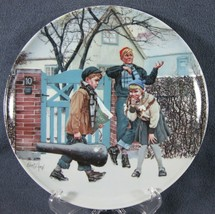 Road To Virtuosity MOMENTS OF TRUTH Collector Plate Kurt Ard Bing & Gron... - $14.50
