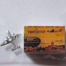 Dollhouse Toy Airplane w Box Carradus CAR1684 Miniature - $4.70