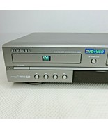 Samsung DVD VCR Combo Player 4-HEAD VHS Recorder Model DVD-V2000 Tested ... - $98.95