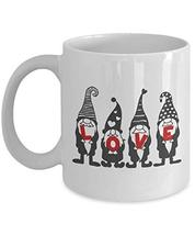 An item in the Home & Garden category: Gnome Mug Love Valentine's Day Coffee Mug for Men