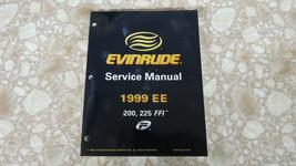 1999 Evinrude EE 200hp 225hp FFI Shop Service Manual 787025 - $28.04