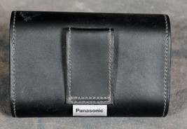 Panasonic Leather Case for Panasonic Lumix Digital Cameras - $8.00