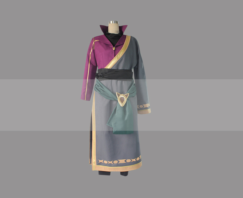 Fire emblem path of radiance stefan cosplay costume for sale