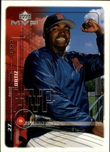 1999 Upper Deck MVP #121 David Ortiz > Twins > Red Sox > Big Papi - $0.99