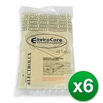 Replacement Vacuum Bag for Electrolux 488809 / Type C / 805FP (6 Pack) - $41.61