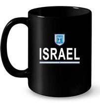 Israel Cheer Jersey 2018 Football Israeli Gift Coffee Mug - $13.99+