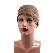 Demi Queen Basic Double Lace Wig Caps Durable Swiss and French Lace Caps... - $13.80