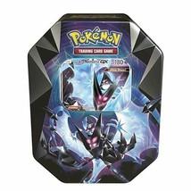 Dawn Wings Necrozma Tin Pokemon TCG 4 Booster Packs Sealed Prism Tin 2018 - $22.99
