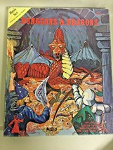Dungeons & Dragons Basic Set 1001, 3rd Ed, 1979 Complete in box - $148.50