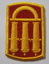 Army 118th Artillery Brigade Patch Full COLOR:K4 - $3.00
