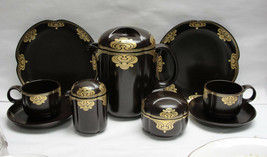 ROSENTHAL Studio Line BODIL Pattern by BJORN WIINBLAD COFFEE SERVICE for... - $475.00