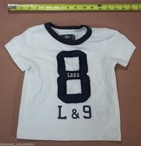 LOGG Boys T Shirt 1-2 Years White - $10.17