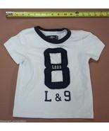 LOGG Boys T Shirt 1-2 Years White - $10.17