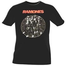 Ramones Group Presidential Seal T-Shirt - $19.95