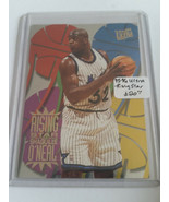 1995-96 Ultra Rising Stars #6 Shaquille O'Neal - Orlando Magic - $6.60