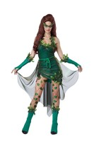 California Costumes Women's Lethal Beauty Costume Green X-Large - $49.69