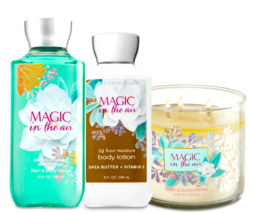 Bath & Body Works Magic In The Air Warm & Cozy Gift Set  - $49.45