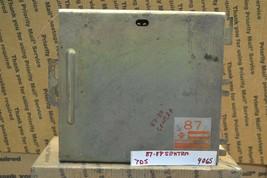 87-88 Nissan Sentra Engine Control Unit ECU A11A31B35 Module 4065-7D5 - $39.99