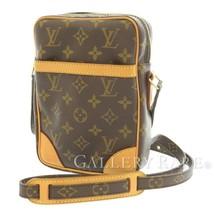 LOUIS VUITTON Danube Monogram Canvas M45266 Shoulder Bag Crossbody Authe... - $631.52