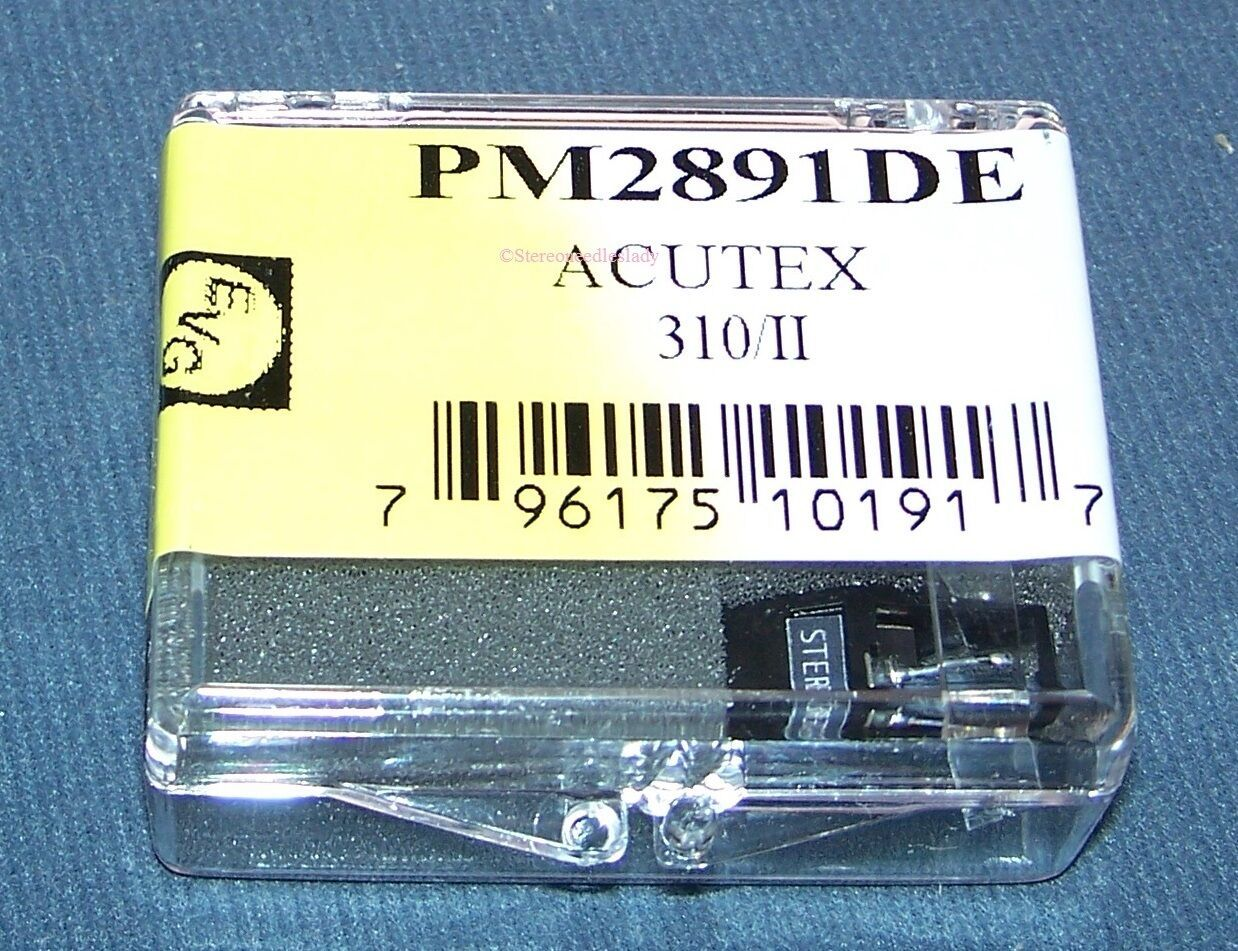 Akai RS-100 RS-120 PC-100 replacement NEEDLE STYLUS for Acutex 310//II 707-DE