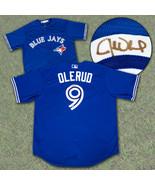 John Olerud Toronto Blue Jays Autographed MLB Baseball Jersey - $400.00