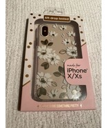 Fellowes iPhone X / Xs Floral case - 6 ft drop tested - $9.79
