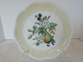 """Lenox Orchard In Bloom Pear Blossom By Catherine Mcclung Dinner Plate 10.75"""" - $18.76"""