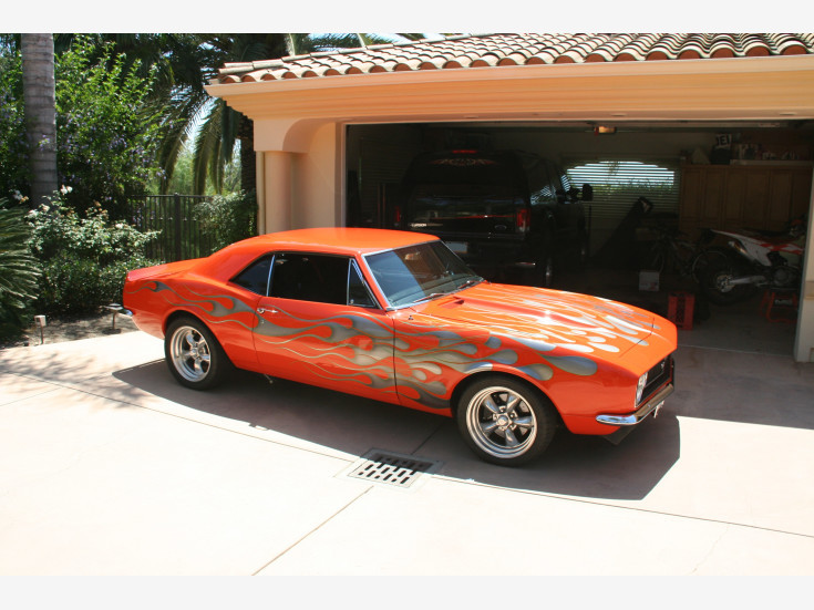 1967 chevrolet camaro muscle and pony cars  car 101102839