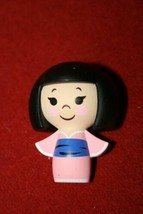 "Disney Vinylmation 3"" Japan Tokyo Disneyland Geisha MULAN China Doll Figure Toy  - $12.08"