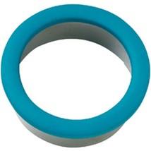 Blue Round Comfort Grip Cookie Cutter Wilton - $4.17