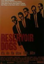 Reservoir Dogs (1) - Harvey Keitel - Movie Poster - Framed Picture 11 x 14 - $32.50