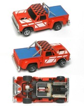 1980 Ideal Rare Pick Up Truck Slot Car Unused Majorette Chassis - $42.56