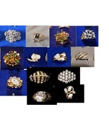 Your Choice of Vintage 14K & 18K Gold FIlled Rings - variety of styles a... - $6.92+