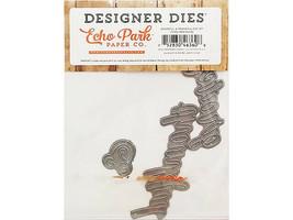 Echo Park Designer Dies Grateful & Thankful Die Set #APA132042 image 2