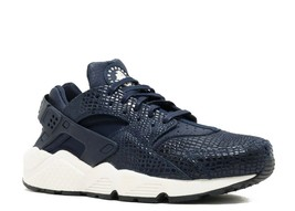 Nike Women's Air Huarache Run Print Running Shoes, Obsidian-Phantom, Size 6 BNIB - $69.75