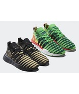 Adidas Original limited dragon ball Black & Green EQT MID Shenron SIZE 1... - $668.88
