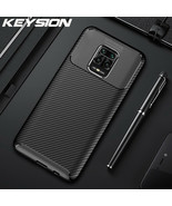 Shockproof Case For Redmi Note 9s Note 9 Pro Max 8 Pro Carbon Fiber Xiao... - $4.41+