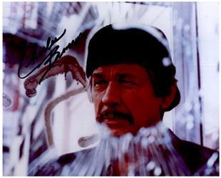 CHARLES BRONSON  Authentic Original SIGNED AUTOGRAPHED PHOTO w/ COA 1975 - $60.00
