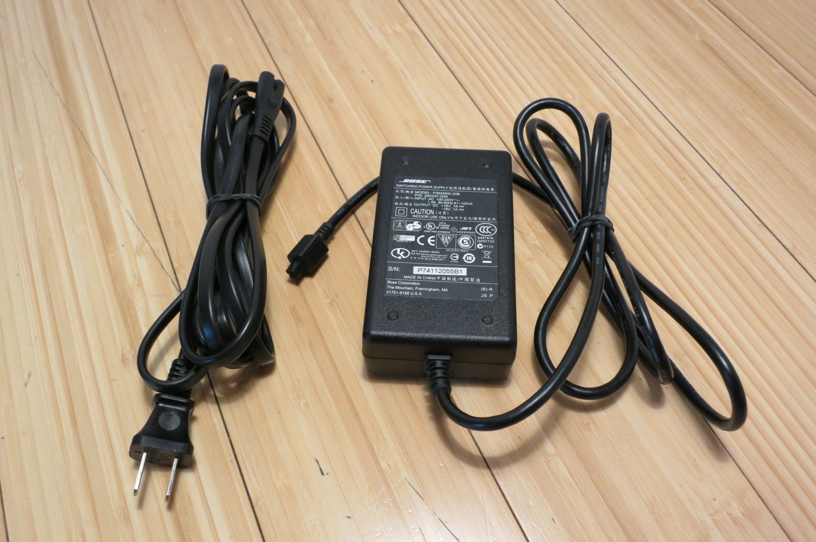 Black Bose Sounddock I AC Power Supply and 50 similar items