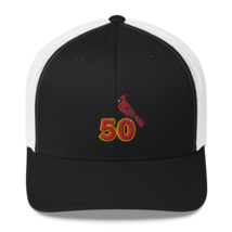 Adam Wainwright hat / Adam Wainwright Trucker Cap image 8