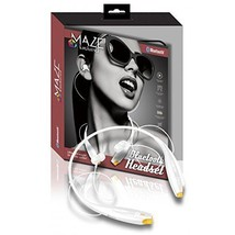 Maze Exclusive BSH4000 Wireless Bluetooth Headset with Microphone - $26.91