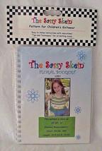Sassy Skein Pattern 1057 Children Knitwear Knit Top Scalloped 2T 4T 6 Gi... - $9.85