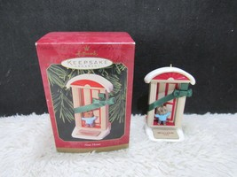 1999 New Home, Hallmark Keepsake Christmas Tree Ornament, Holiday - $5.45