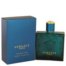 Versace Eros by Versace After Shave Lotion 3.4 oz (Men) - $77.68+