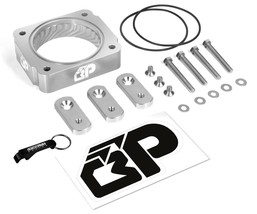 For 1997-2003 Ford F150 Silver Throttle Body Spacer Kit 4.6L 5.4L Engine... - $86.40