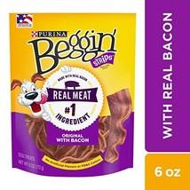 Purina Beggin' Strips Made in USA Facilities Dog Training Treats, Origin... - $28.22 CAD